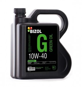 روغن موتور BIZOL Green Oil 10W-40_4L