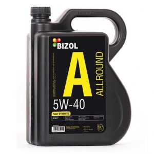 روغن موتور BIZOL Allround 5W-40_4L