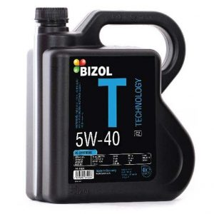 روغن موتور BIZOL Technology 5W-40_4L